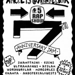 5-rap-show-7th-anniversary-show-on-april-13