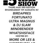 5-rap-show-for-my-birthday