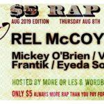 5-rap-show-august-edition