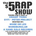 the-2020-return-of-5-rap-show