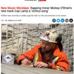 mickey-obriens-cap-lamp-for-new-music-mondays